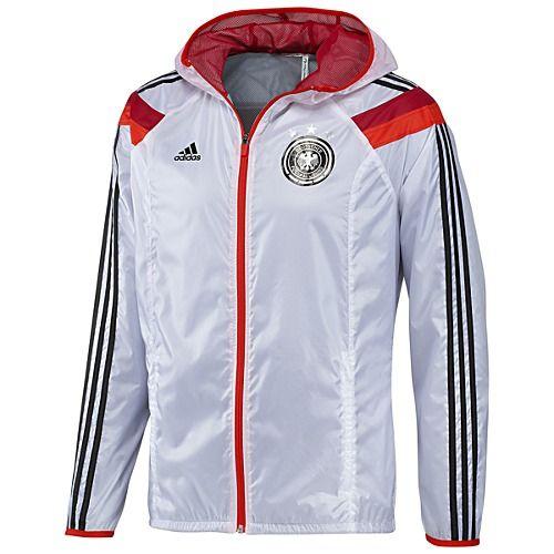 dfddf7cf3aa adidas Germany Anthem Track Jacket