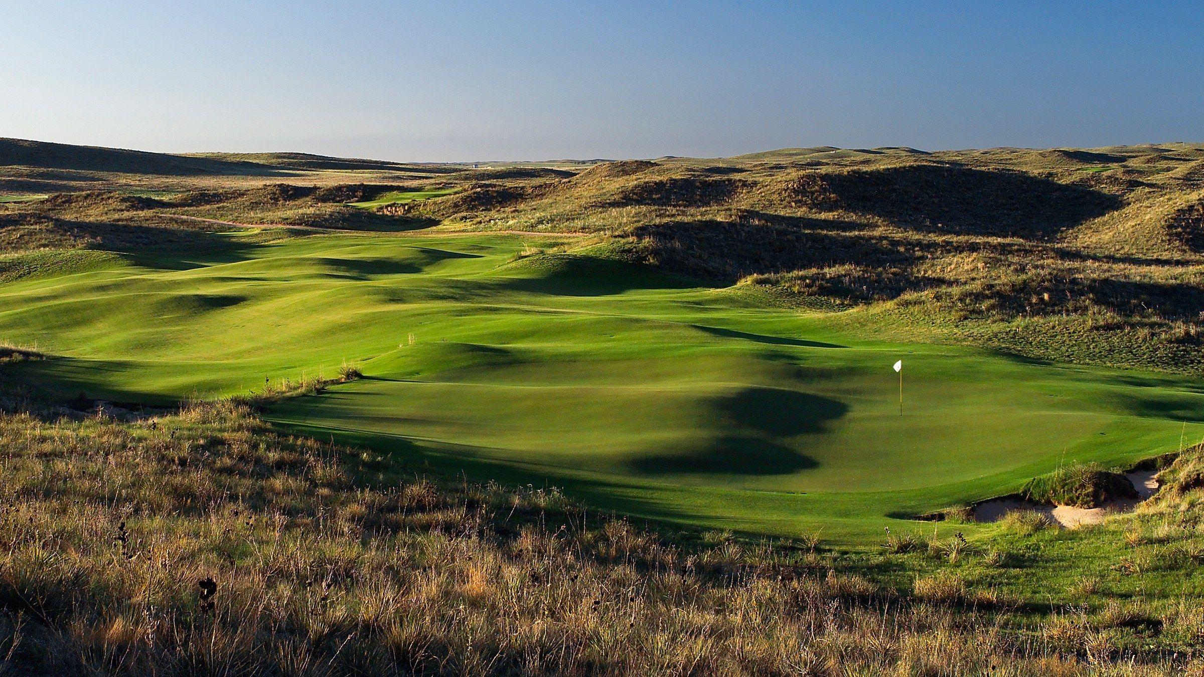 Top 100 US Golf Courses 2019-20 | Golf courses, Golf ...