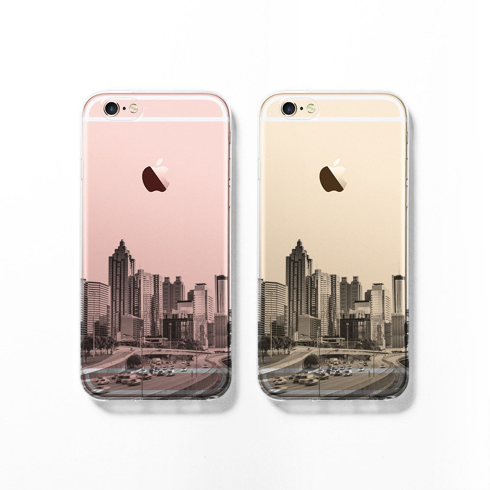 Atlanta skyline iPhone 6s case C073