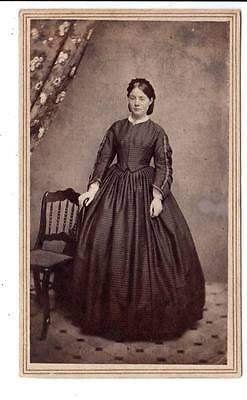 civil-war-era-CDV-young-lady-hoop-skirt-Victorian-fashion-flower-drape