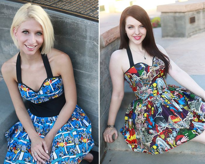 Bridesmaid Dresses For The Geeky Fasionista