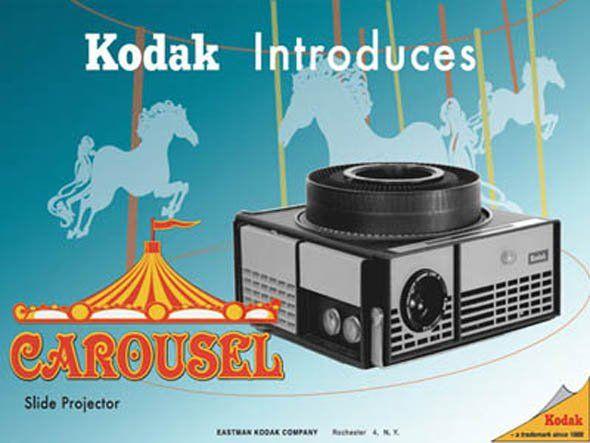 Don Draper lança a conta Kodak Carousel na 1 ª Temporada ...