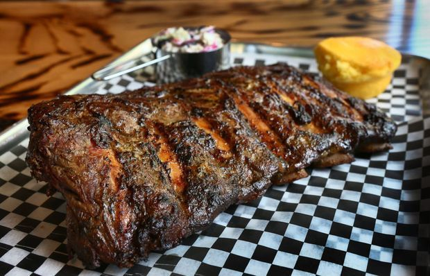 The Bbq Saloon Expands St Louis Barbecue Menu