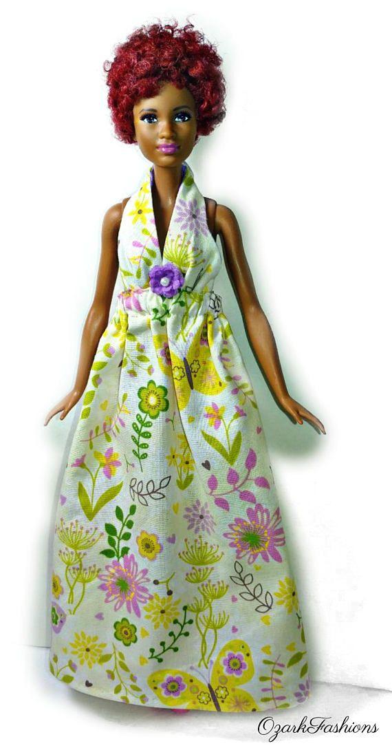 Barbie Granny Dress - ONE SIZE fits ALL - Curvy, Tall, Modern ...