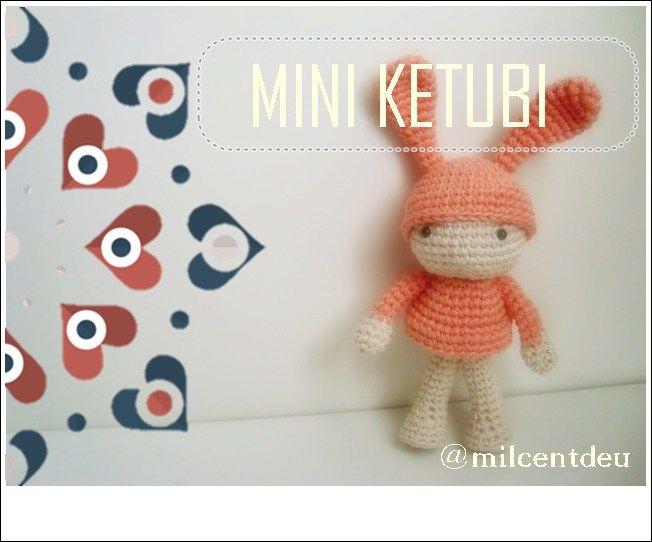 Patrón gratis Mini Ketubi | Crochet & Amigurumi Corner - Community ...