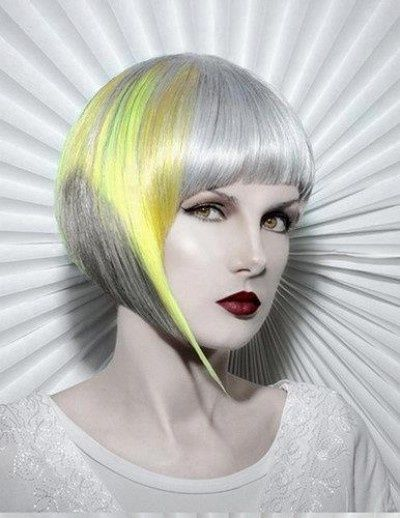 Avant Garde Hair Color