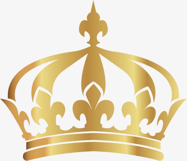 Corona De Oro Vector Pintados A Mano Una Corona Dorado Vectorial Png Y Psd Para Descargar Gratis Pngtree Crown Png King Crown Images Crown Images