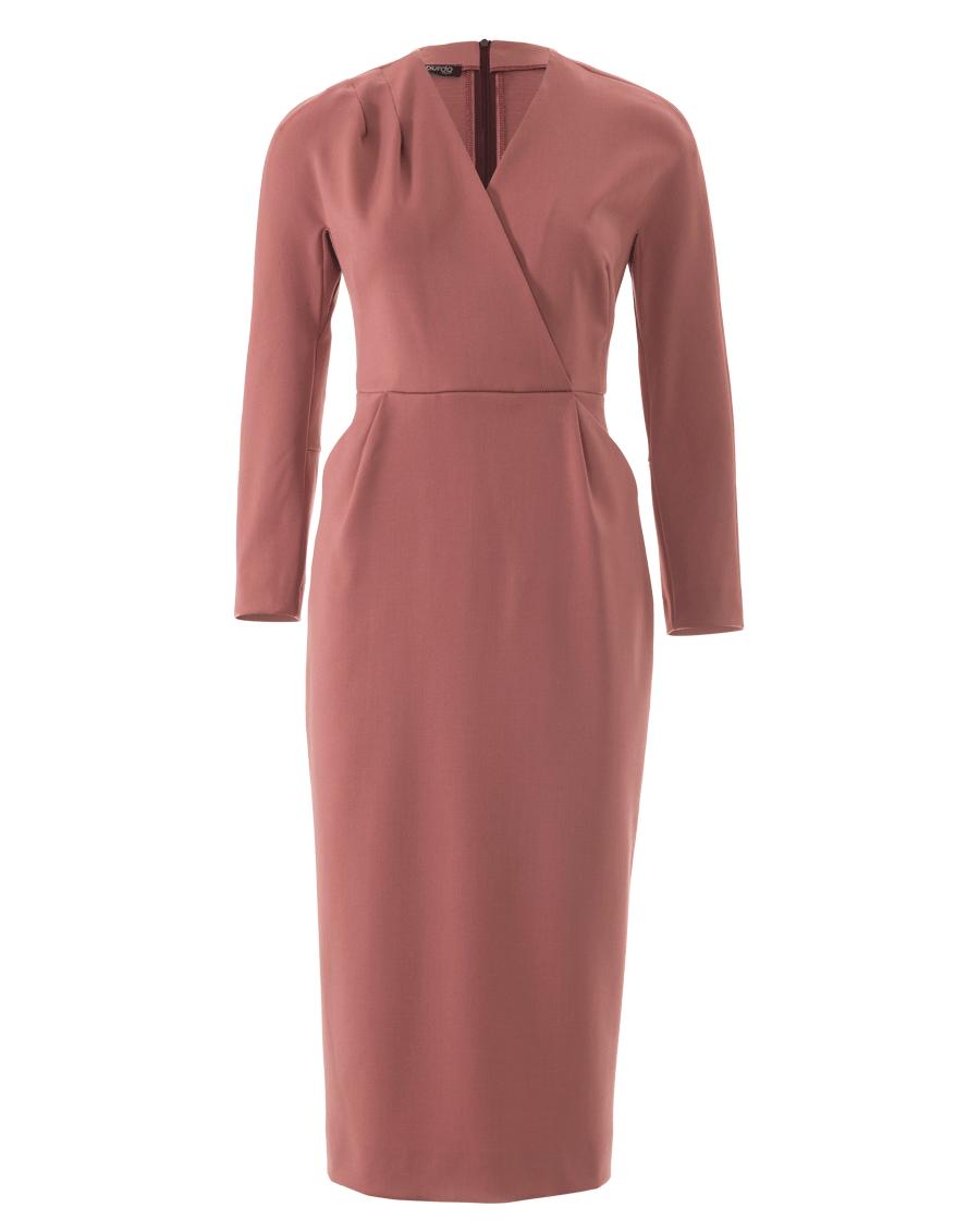 Schnittmuster Etuikleid im Retro-Look 01/2018 #122 | Sewing pattern ...