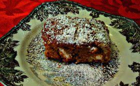 Sweet Tea and Cornbread: Pumpkin White Chocolate Blondies!