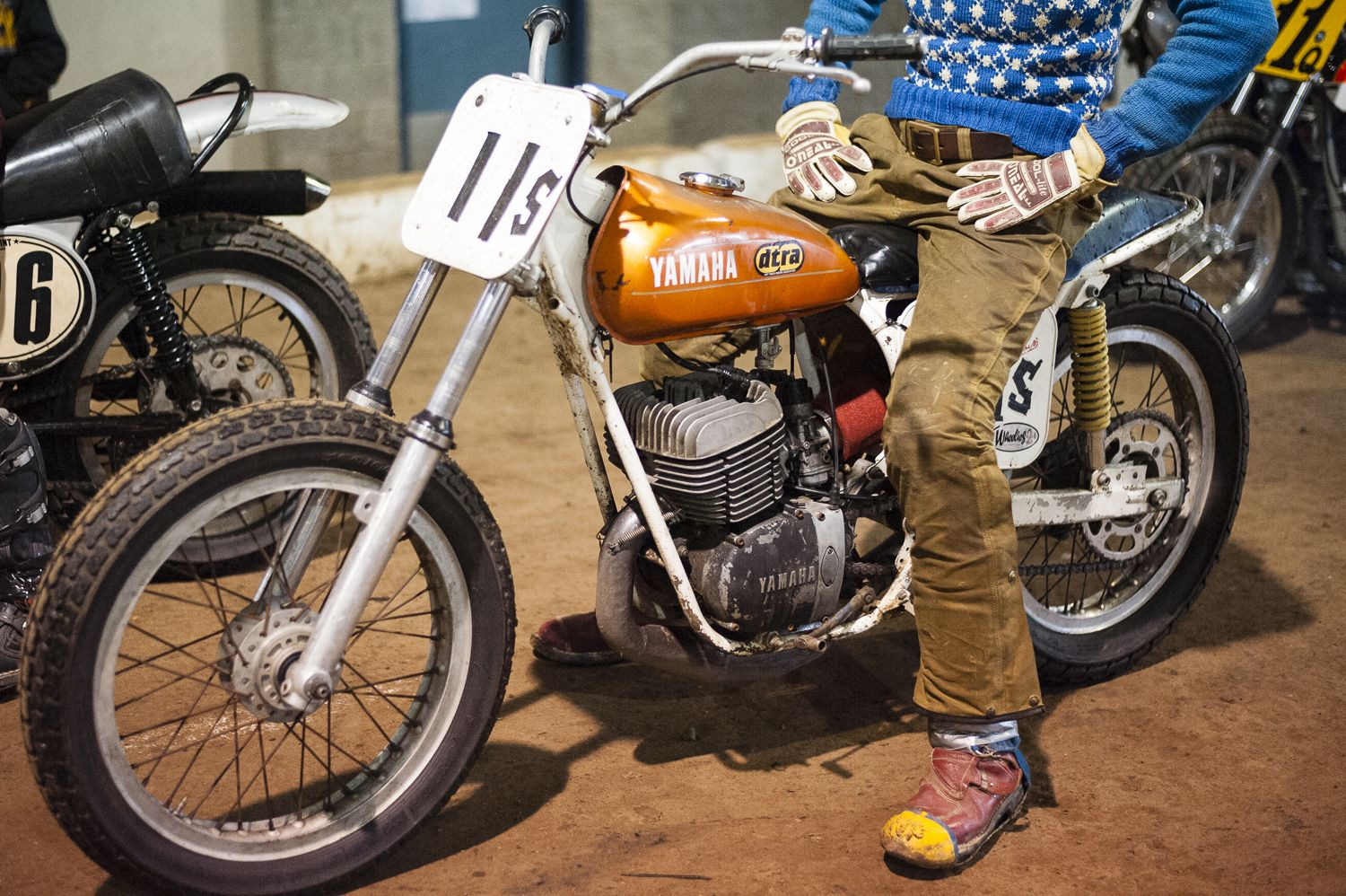 Photo gallery from The One Show, a custom bike exhibit organized by See See Motor Coffee Co. in Portland, Oregon.