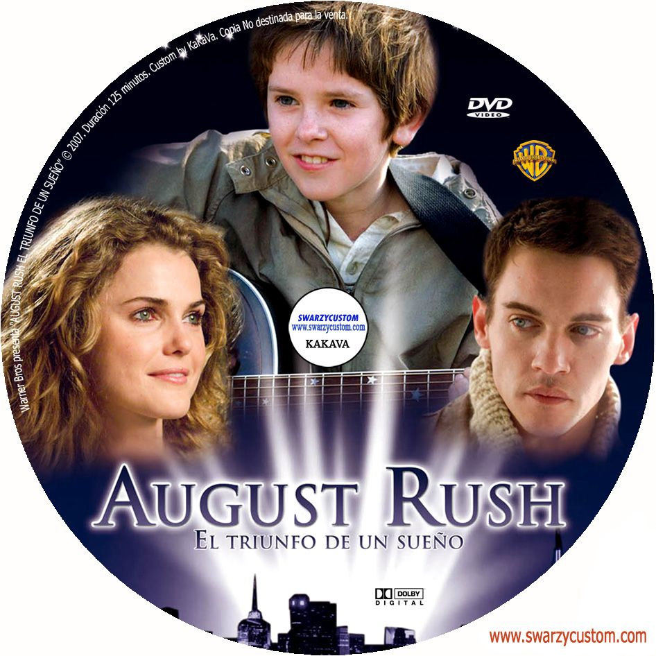 August Rush: Movie Trailers, Cast, Ratings, Similar Movies ...