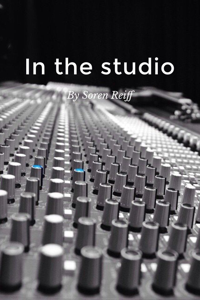 In the studio By Soren Reiff When I was about 16 years old I was invited by some of my parents friends to see how they worked in the studio, recording an album. I went with them to Sweet Silence studio, in Copenhagen, and my life was changed. Instead off staying