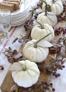 Einfache Herbstdeko Tisch wunderschöne und einfache herbstdeko basteln | thanksgiving