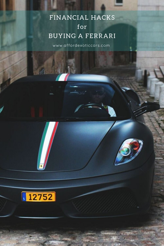 Buy A Ferrari In 2020 Ferrari F430 Ferrari Ferrari Car