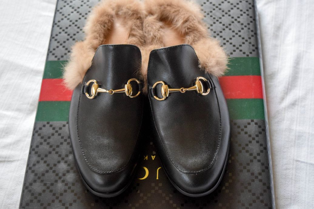 914b7add7cb The PERFECT Gucci Fur Loafer Imitation replica Knockoffs