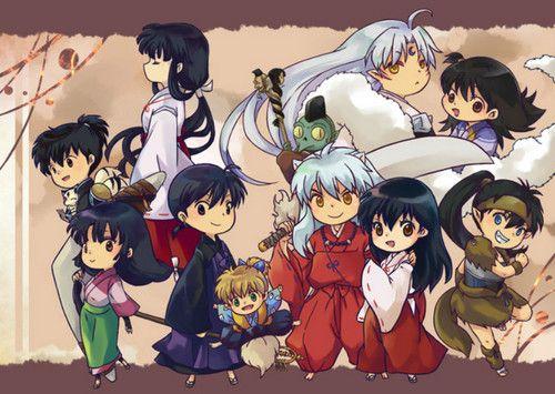 Chibi Inuyasha Wallpapers