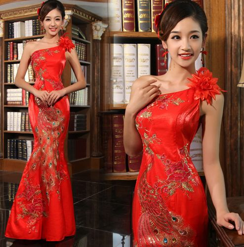 Ceremony Vs Reception Dress: Wedding Dress For Chinese Tea Ceremony