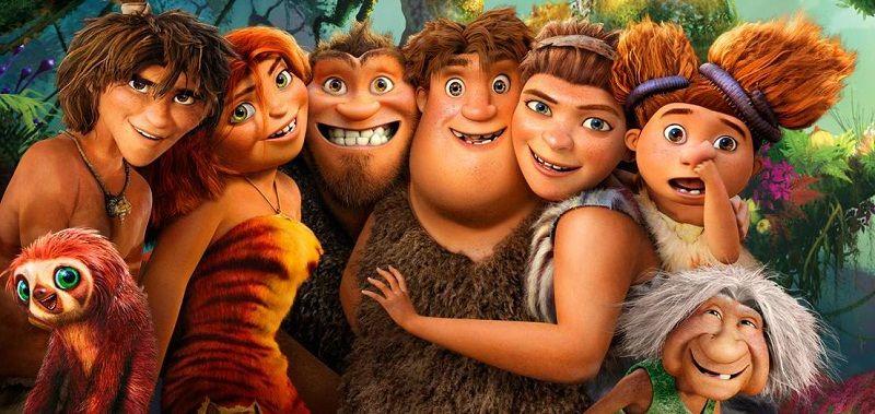 Семейка Крудс 2 мультфильм 2019 | дата выхода новые фото