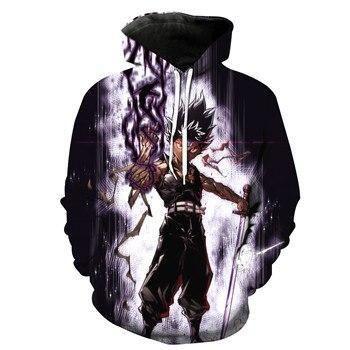 0f85df3967d9 5XL Anime Dragon Ball Z DBZ Pocket Hooded Sweatshirts 3D Super Saiyanmodkily