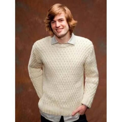 Deborah Norville Honeycomb Pullover Crochet Pattern Free Download ...