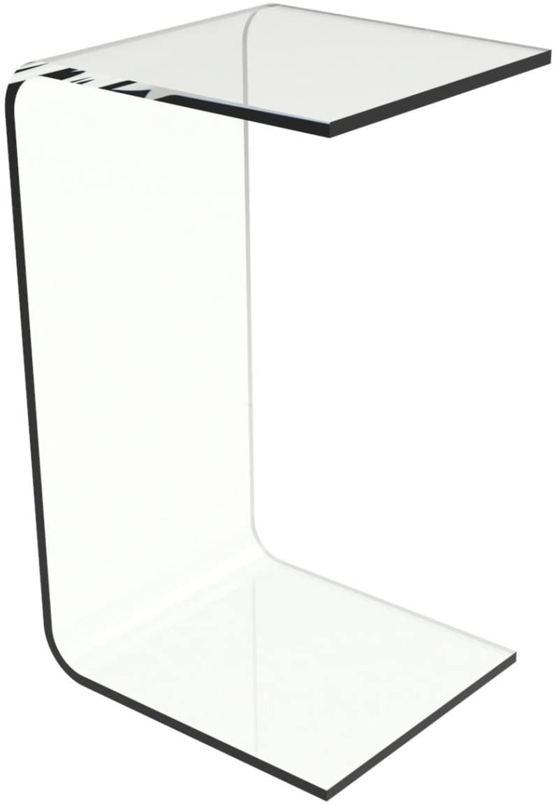 AmazonSmile: Lavish Home 80-ACRYL-DSK End Table: Home & Kitchen