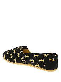 HOTTOPIC.COM - DC Comics Batman Slip-On Shoes