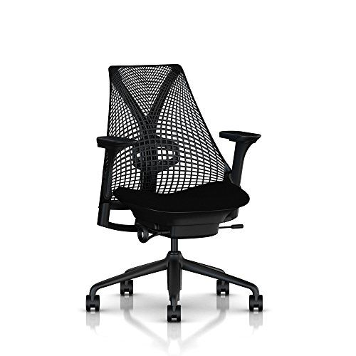 Marvelous Herman Miller Sayl Task Chair Tilt Limiter With Seat Angle Adjustment Adj  Lumbar Support Adj Seat Good Ideas