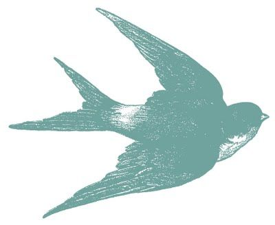 Vintage Images - More Swallows & Printable Transfers - The Graphics Fairy