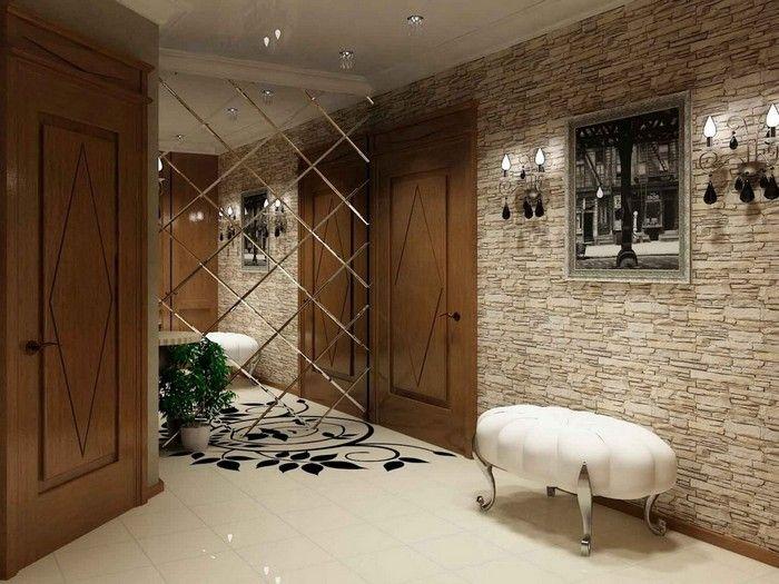 Mirror Walls Plastic Panels And Tiles Exterior Wall Panels Mirror Wall Tiles Door Design