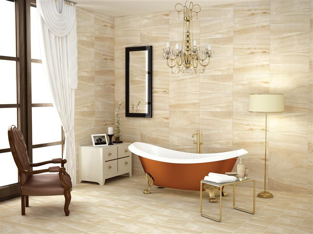 Grand Canyon Beige (Wall Tile), Size : 300x600 mm, For more details ...
