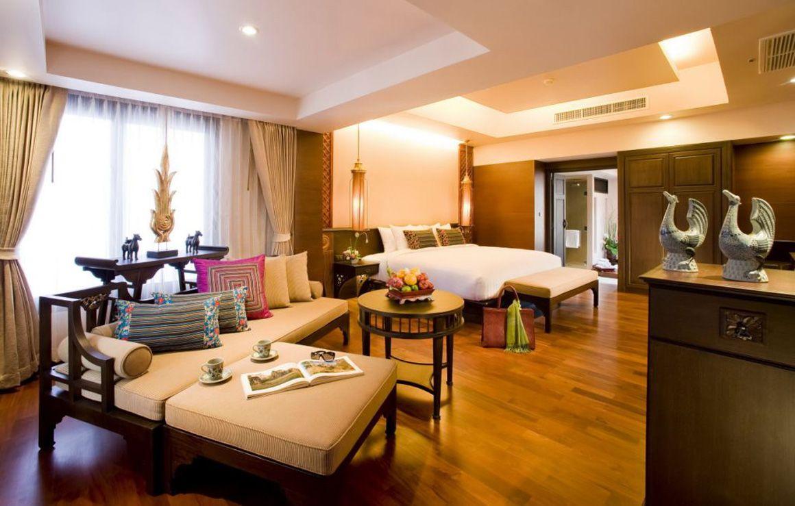Rooms: ©Siripanna Villa Resort & Spa (Chiang Mai)