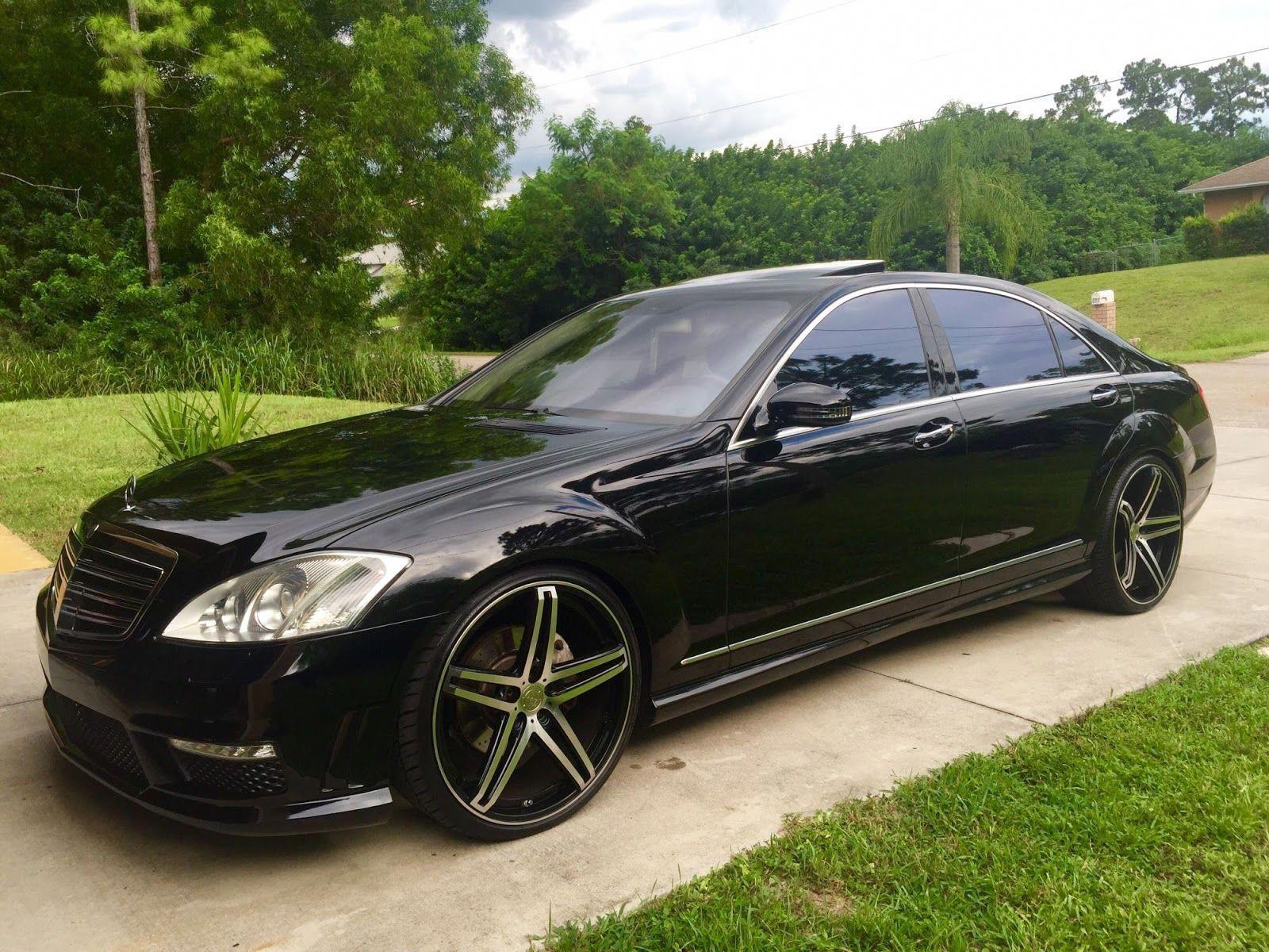 2007 Mercedes Benz S550 Amg W221 Luxurysportcarsmercedesbenz
