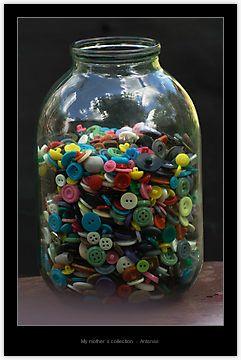 every good mum needs a jar of buttons..