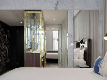 Kamers - INK Hotel Amsterdam – MGallery Collection