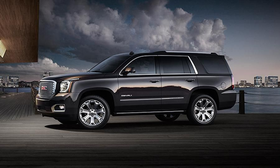 2015 Chevrolet Suburban And Tahoe 2015 Gmc Yukon Revealed Gmc