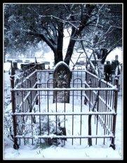 cemetery winter
