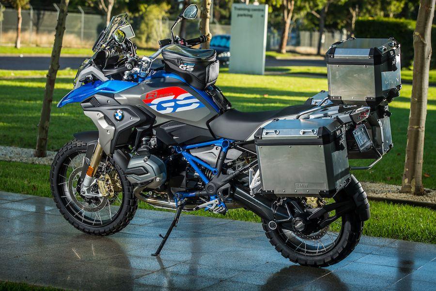 Bmw R1200gs Rallye X Australian Motorcycle News In 2020 Bmw Motorcycle Adventure Bike