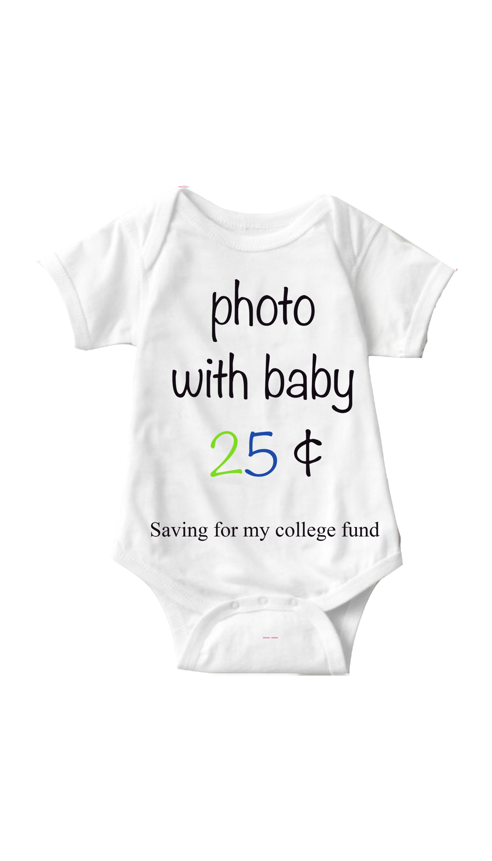 e8b88053e208 Photo With Baby Infant Onesie