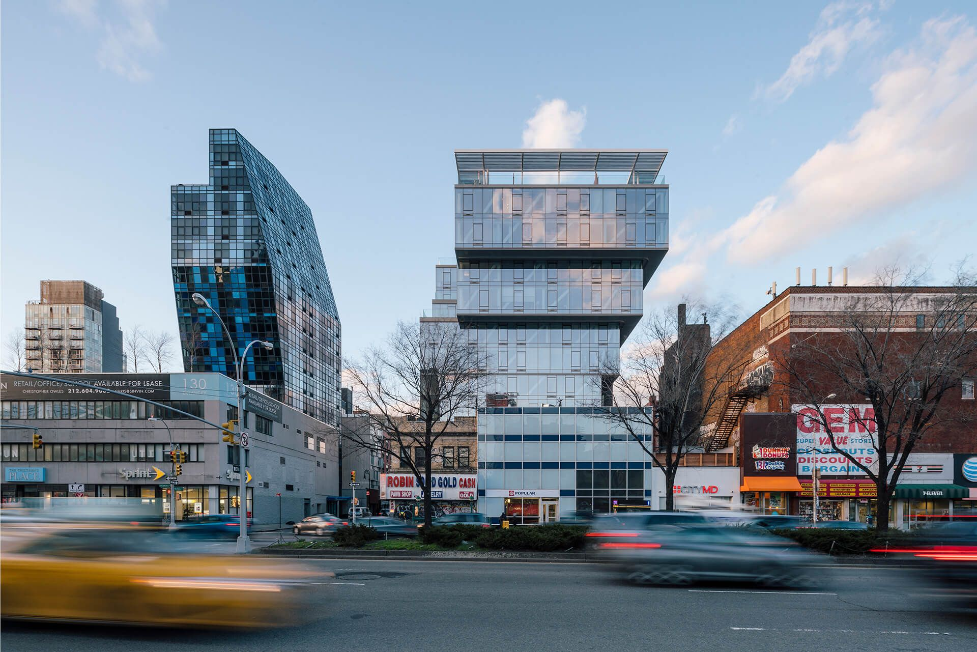 Oda New York Inverts The High Rise Residence Hierarchy High Rise Building Architecture Office Building Architecture