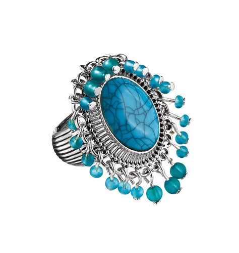 Tribal Style Stretch Ring