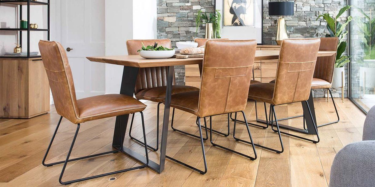 Tremendous Cleo Faux Leather Dining Chair Pair In 2019 Faux Leather Gmtry Best Dining Table And Chair Ideas Images Gmtryco