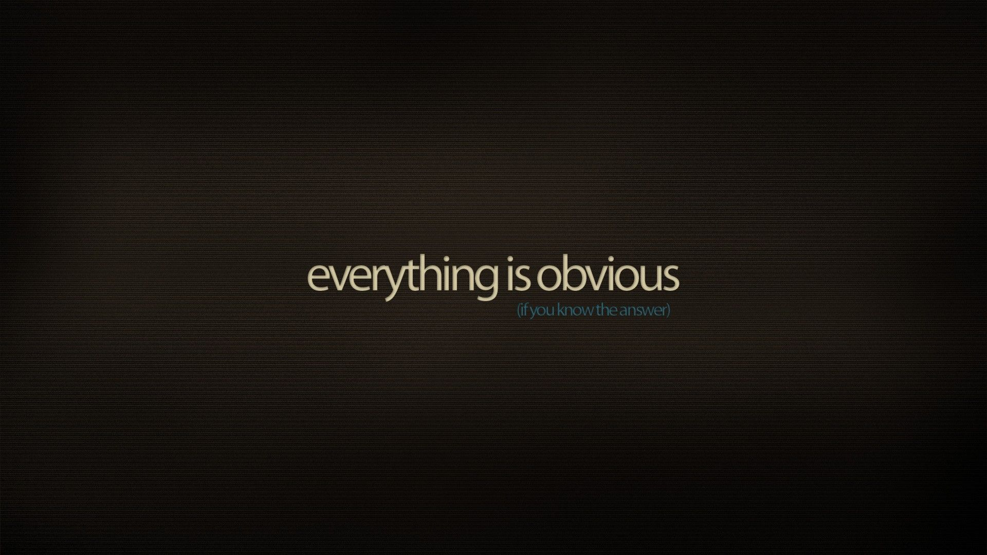 Obvious Black Background Quotes Hd Wallpaper Quotes Quote Backgrounds