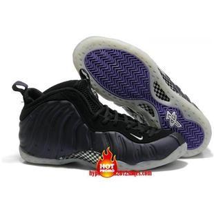 competitive price 60f6c 419ba Cheap Air Foamposite One Eggplant Black 314996 502