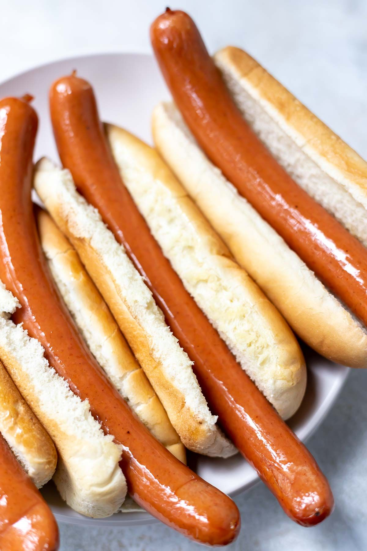 Air Fryer Hot Dogs Recipe (With images) Air fryer