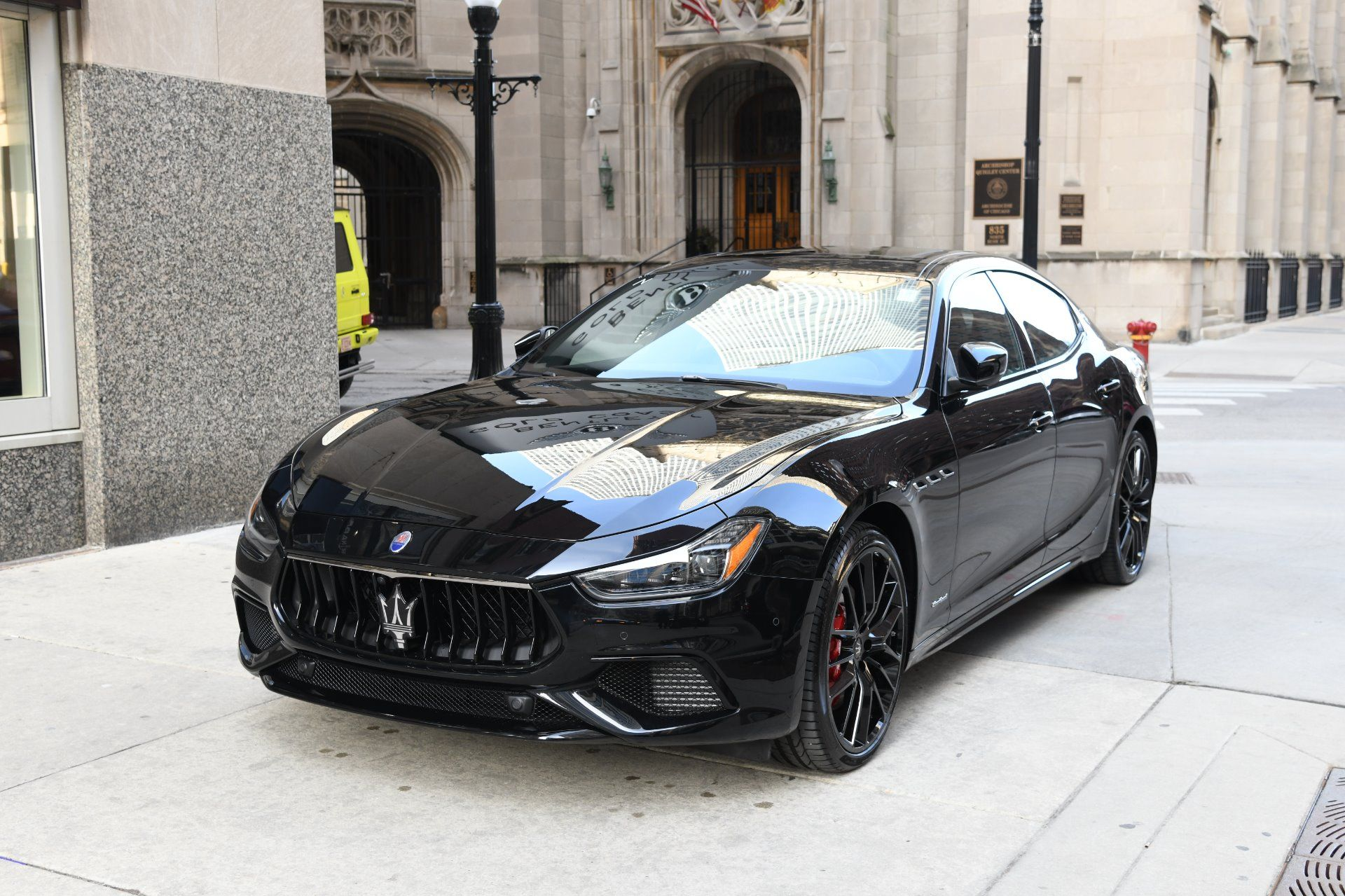 2020 Maserati Ghibli SQ4 GranSport  Stock # M691-S for sale near Chicago, IL | IL Maserati Dealer