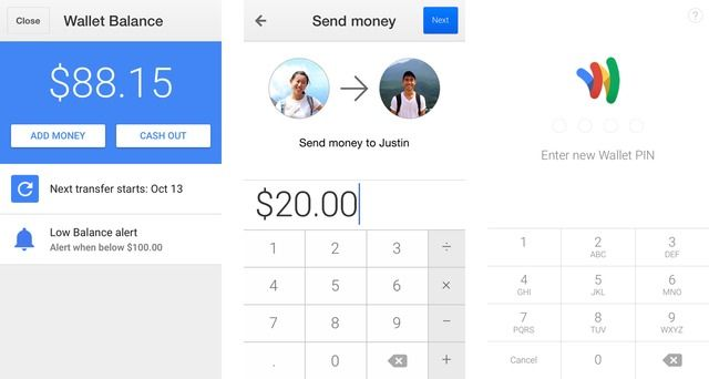 Google Wallet App Gets Updated With Low Balance Alerts