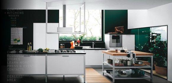 Moderne Italienische Küchen Von Cesar #cesar #italienische #kuchen  #kuchendesigns #moderne