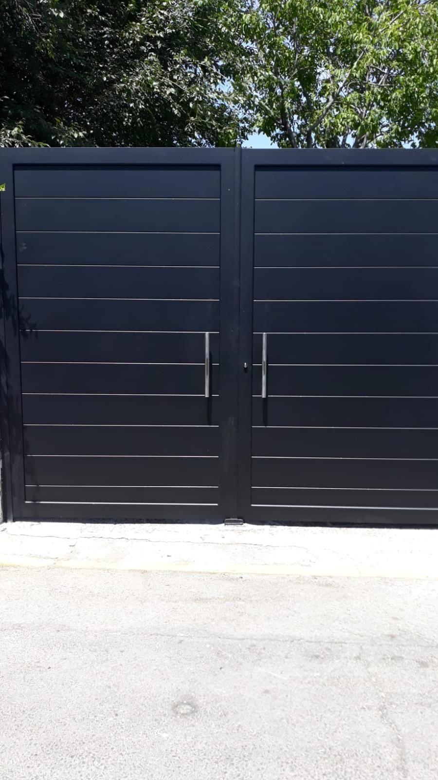 Las mejores Puertas de Aluminio Soldado en Madrid, Torrejón,…
