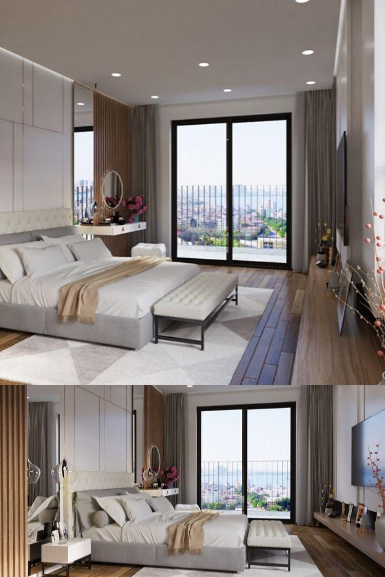 Bedroom Free Sketchup Interior Scene , 3d free , sketchup