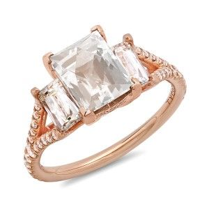 """Friday """"Rocks""""! featuring Tycoon -- rose gold Arti Mida Collection"""